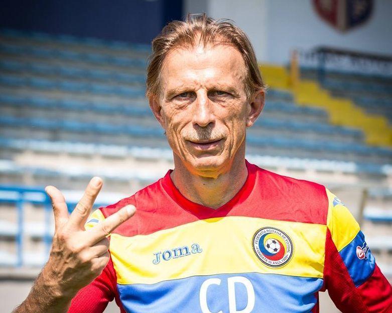 Christoph Daum (67 de ani) nu a mai antrenat după ce s-a despărțit de echipa națională a României