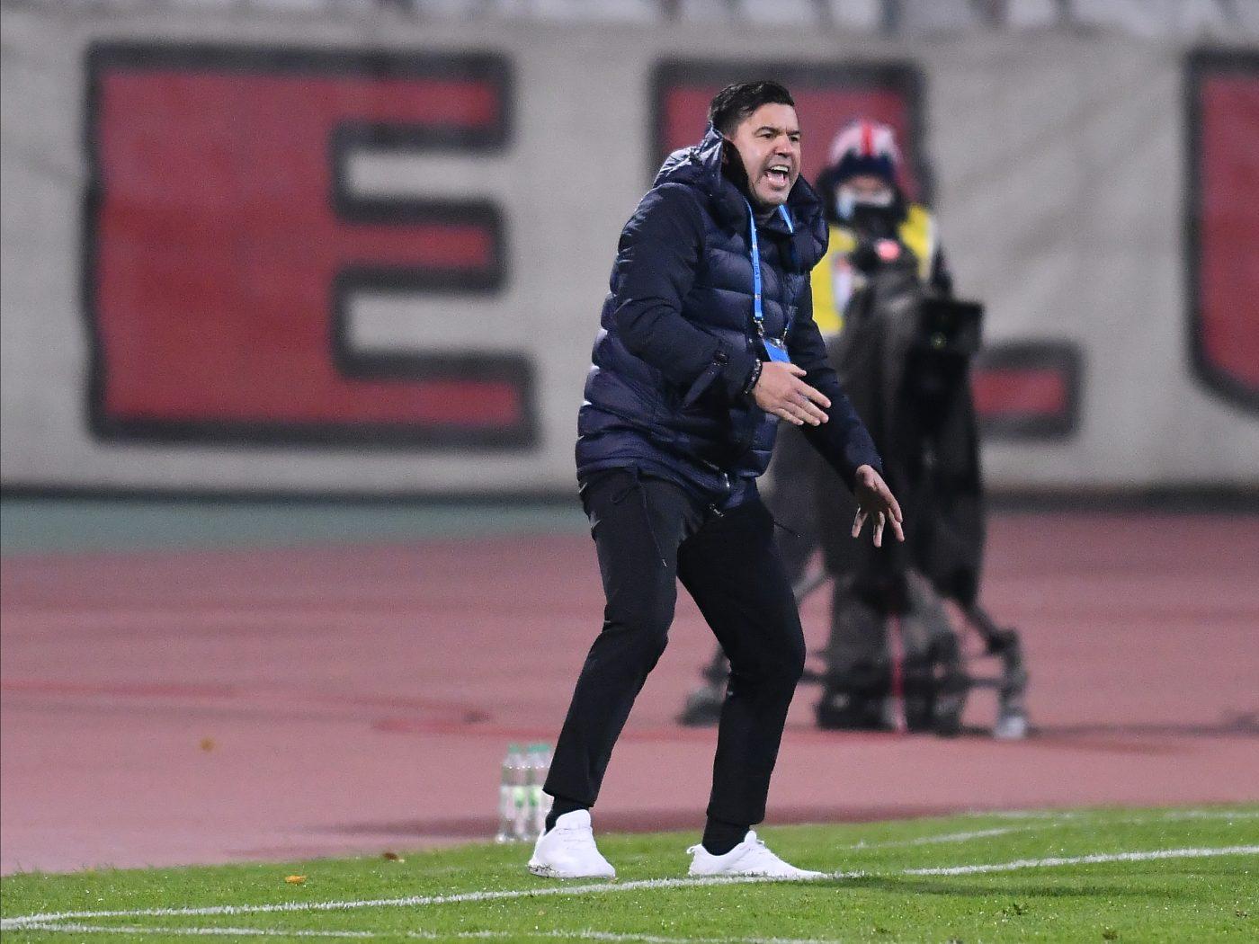 Contra este liber de contract din decembrie după despărțirea de Dinamo