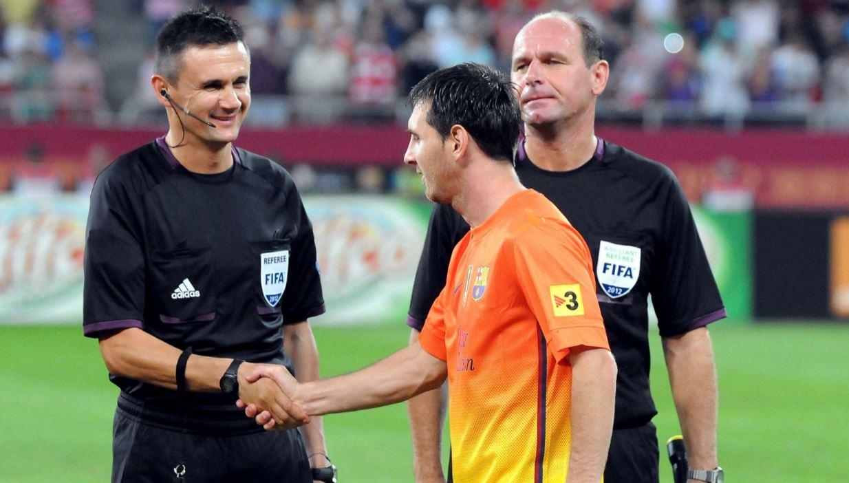 Cristi Balaj a arbitrat echipe precum AC Milan, FC Barcelona, AS Monaco, Borussia Dortmund în meciuri de UEFA Champions League și UEFA Europa League