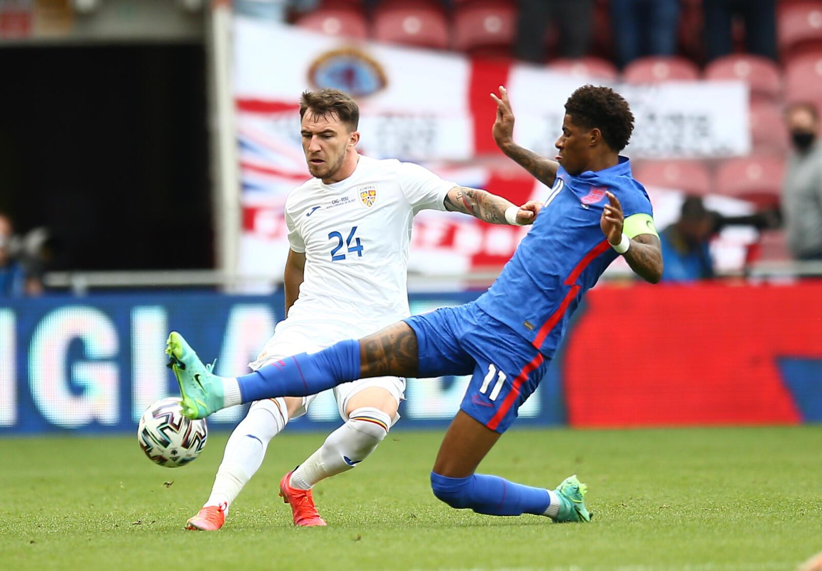 Deian Sorescu a avut un duel de foc la Middlesbrough cu Marcus Rashford