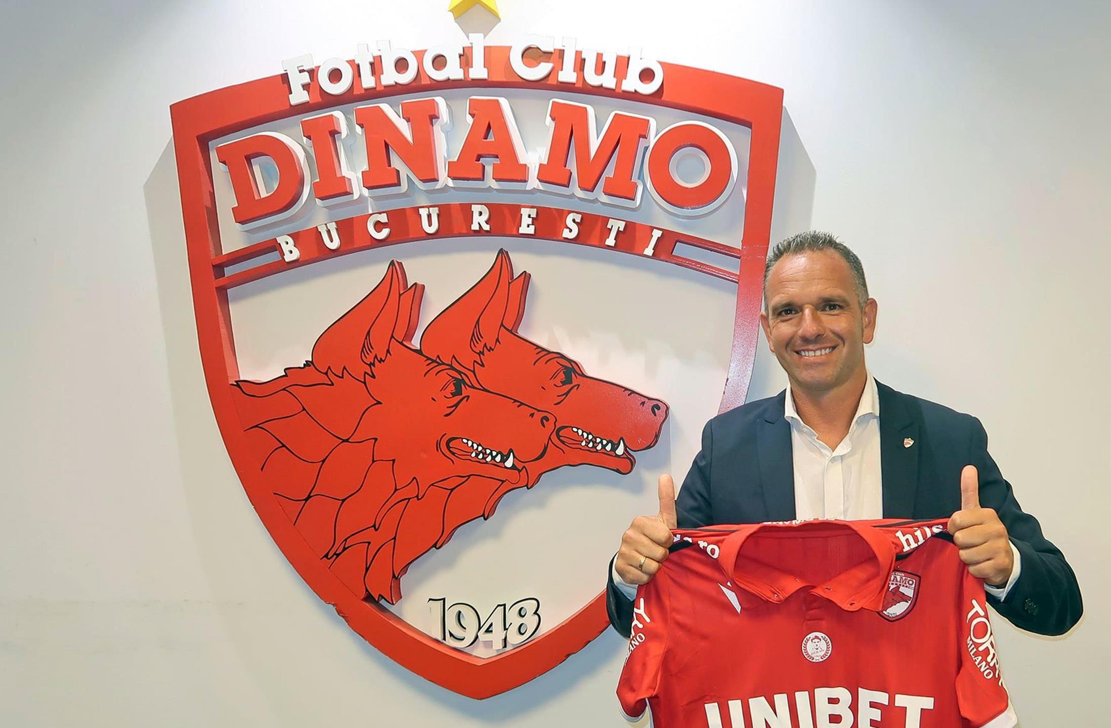 Pablo Cortacero e istorie la Dinamo