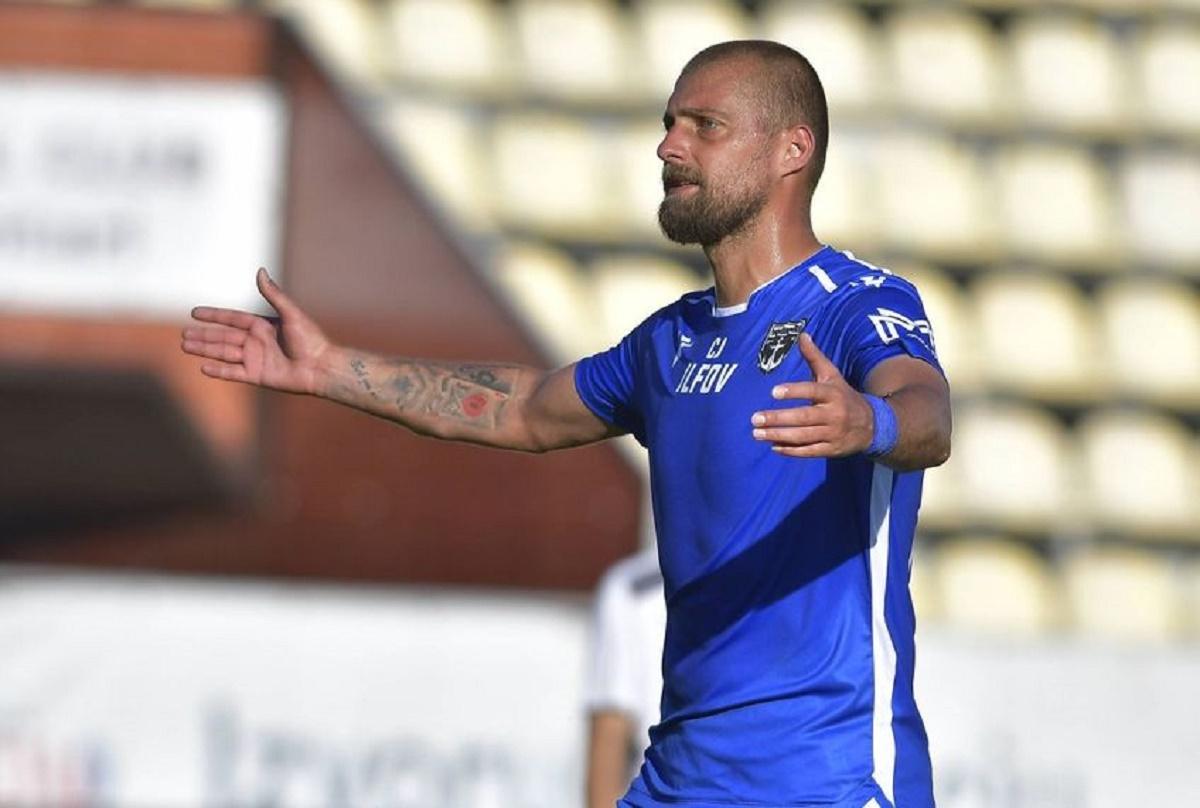 Gabriel Tamaș a anunțat după meciul tur cu Dunărea Călărași că vrea să se retragă