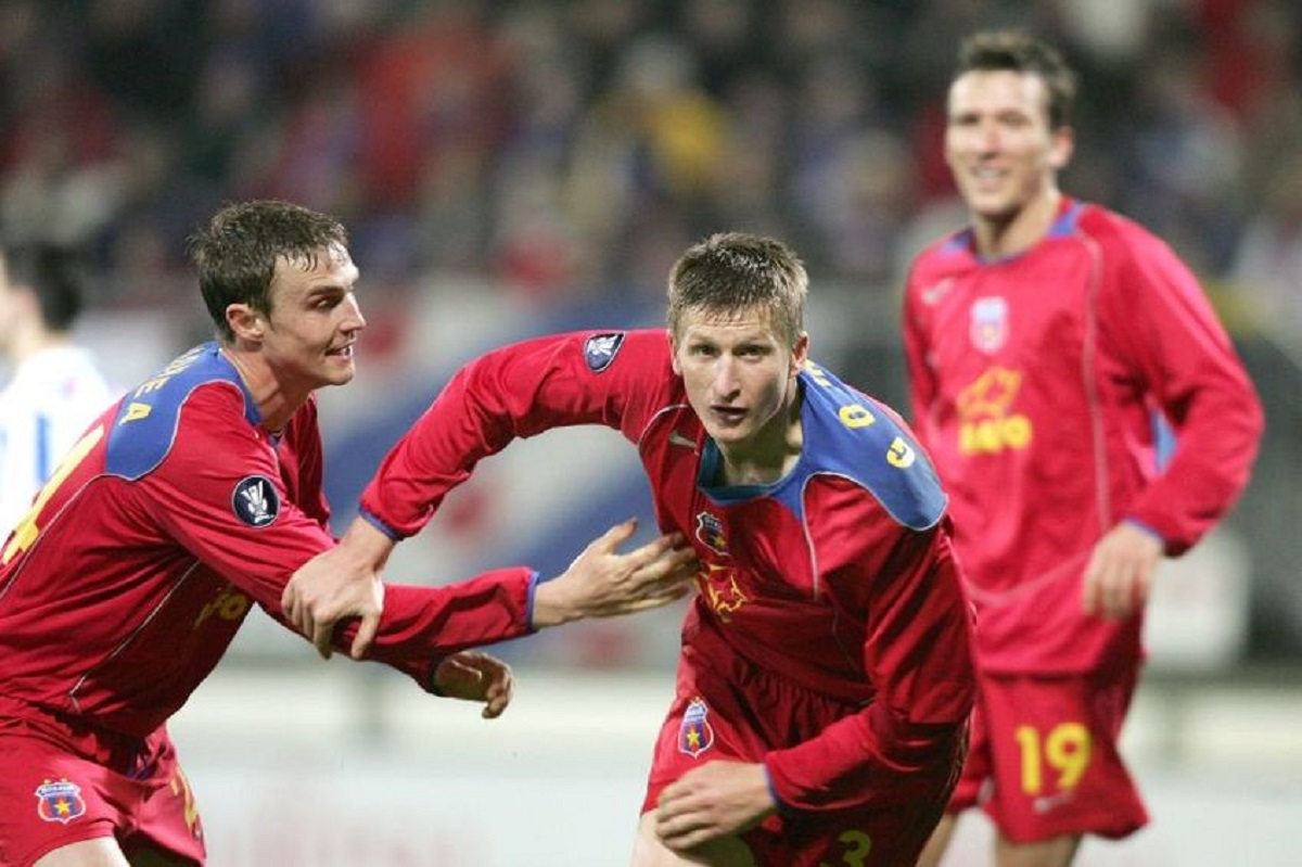 Dorin Goian a fost esențial pentru FCSB în parcursul de vis din Cupa UEFA în 2006