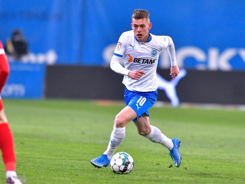 Nemții au decis: Alexandru Cicâldău - cel mai valoros fotbalist din Liga 1! Vești bune și pentru jucătorii de la FCSB