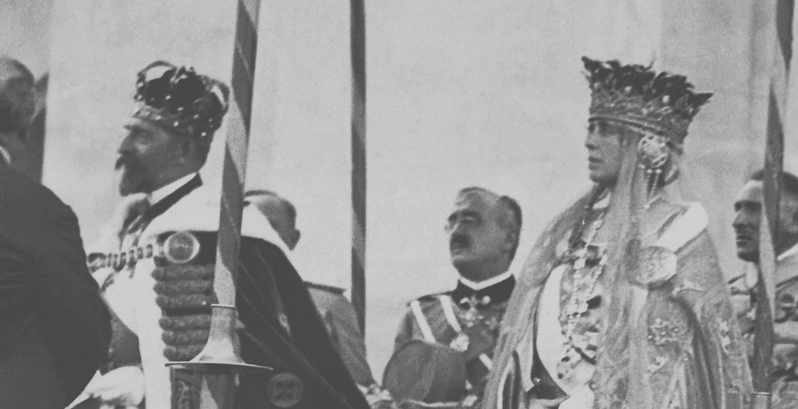 Regina Maria si Regele Fedinand