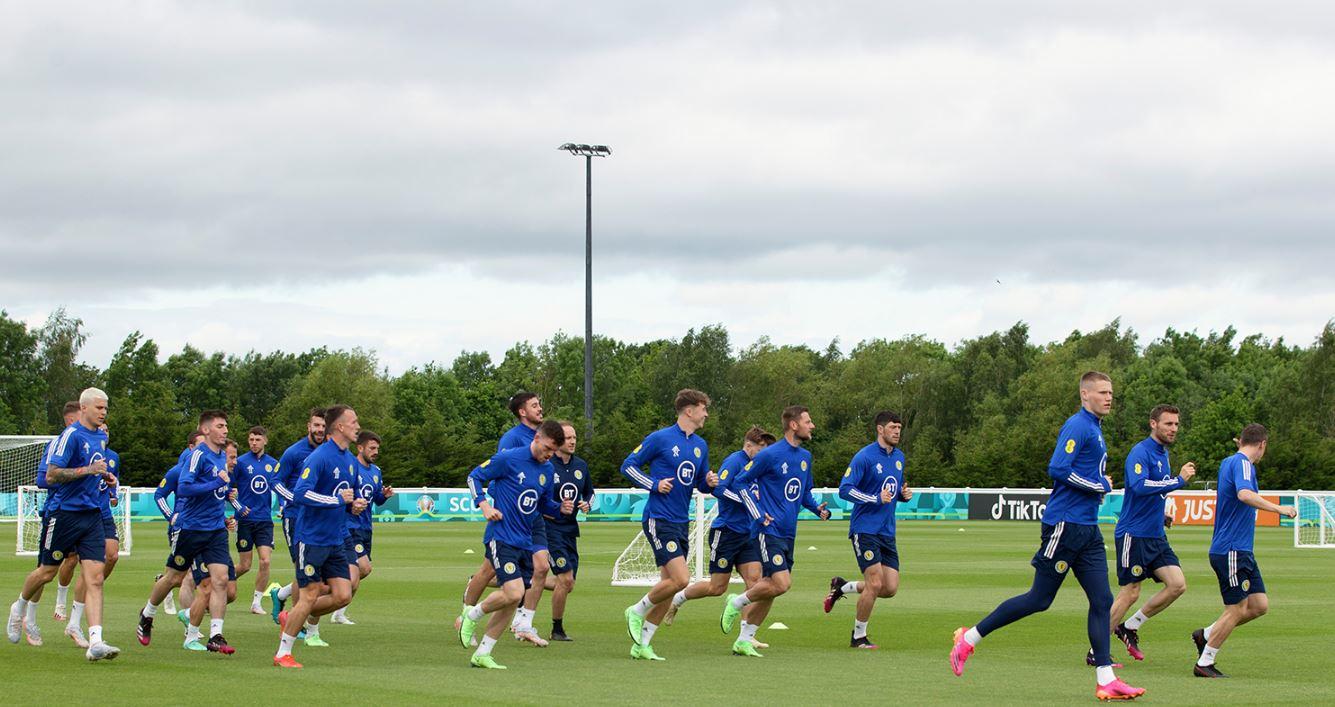 Scoția întâlnește Cehia în primul meci de la Euro 2020