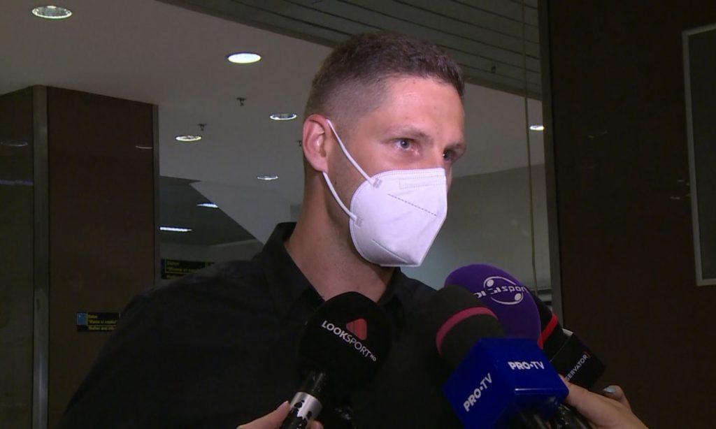 Stipe Vucur a ajuns la București