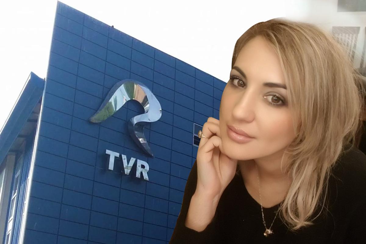 Ramona Săseanu, noua șefă a Televiziunii Naționale