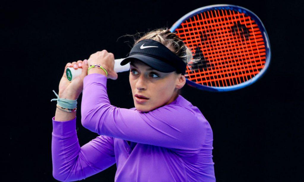 Ana Bogdan este în turul 3 la Roland Garros / Foto : Getty Images