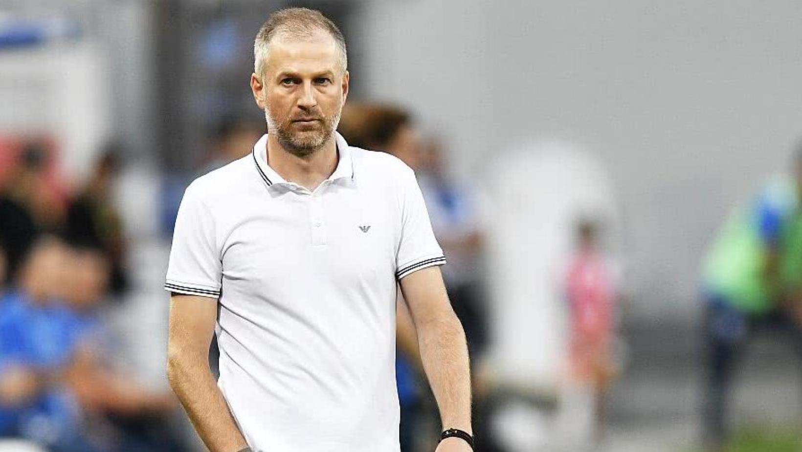 Edi Iordănescu nu vrea să explice pe larg motivele plecării de la CFR Cluj