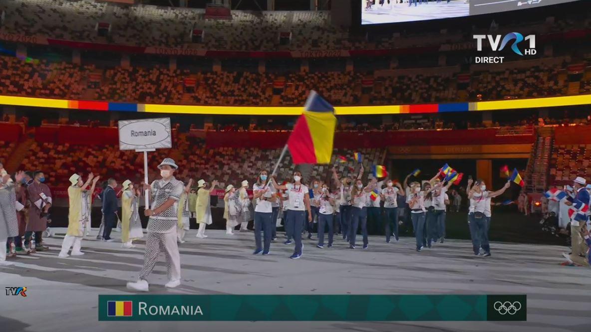 România la Tokyo