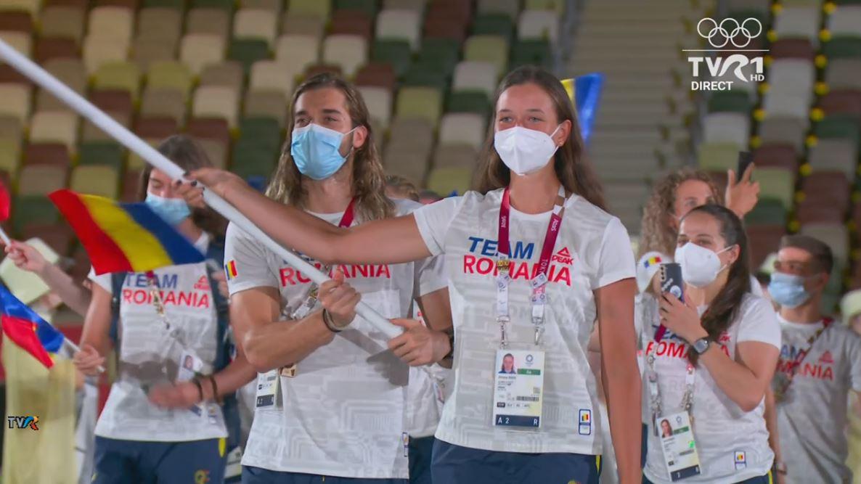 România la Olimpiada de la Tokyo 2020