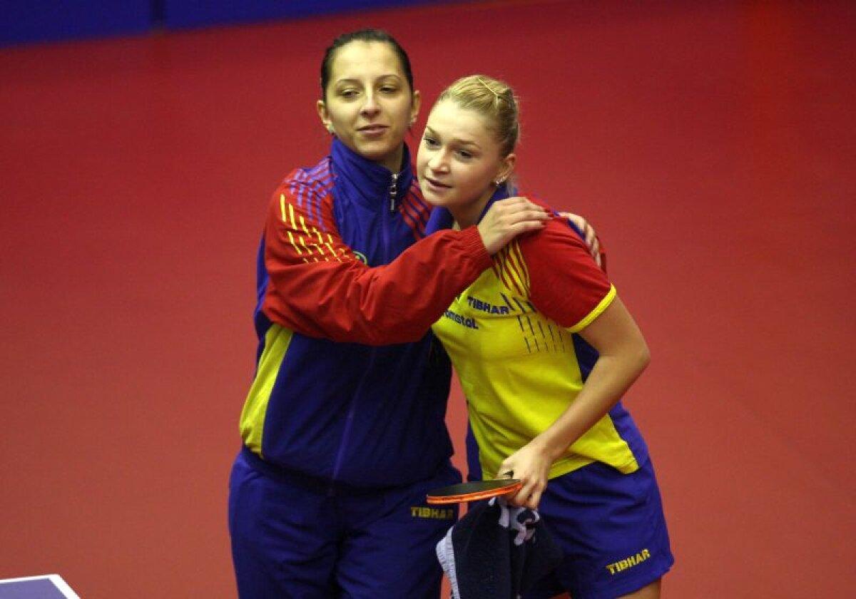 Eliza Samara si Daniela Dodean, victorie mare cu Hong Kong