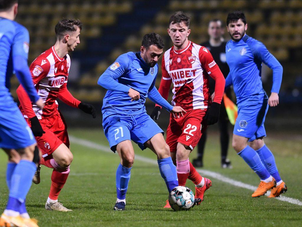 LIVSCORE   Dinamo - Clinceni, ora 21:30, în etapa 3-a din Liga 1! Puștii lui Dario Bonetti vor să producă o nouă surpriză